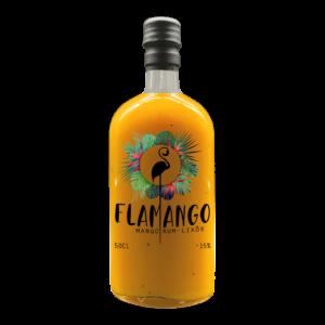 Flamango Mango Rum Likör Kokosnuss